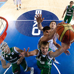 20110901: LTU, Basketball - Eurobasket 2011, day 4