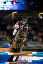 Vrieling Jur, NED, Baltic VDL<br /> Stuttgart - German Masters 2018<br /> © Hippo Foto - Stefan Lafrentz