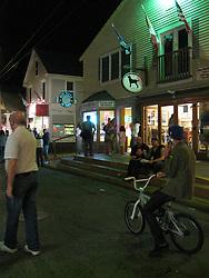 Street Scene in Provincetown, MA August 2008