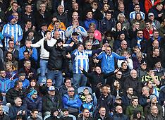 Huddersfield v Manchester United, 21 Oct 2017
