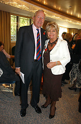 NEIL DURDEN-SMITH and JUDITH CHALMERS at the Lady Taverners Tribute lunch in honour of Ronnie Corbett held at The Dorchester Hotel, Park Lane, London on 3rd November 2006.<br /><br />NON EXCLUSIVE - WORLD RIGHTS