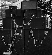 Speake Stack - Notting Hill Carnival Sound System 1989