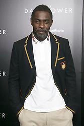 July 31, 2017 - New York, New York, USA - Idris Elba beim Special Screening des Kinofilms 'The Dark Tower / Der Dunkle Turm' im Museum of Modern Art. New York, 31.07.2017 (Credit Image: © Future-Image via ZUMA Press)