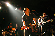 Israel singer Izhar Ashdot is performing in the Berale music club at Lehavot Haviva collective settlement. July 21, 2007.