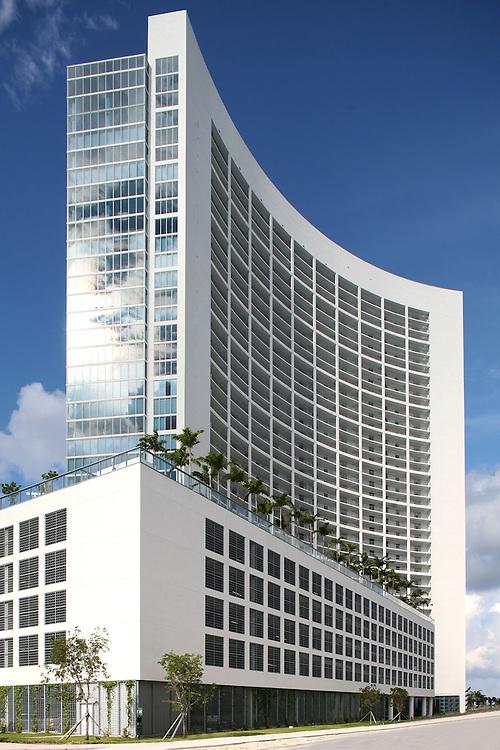 Blue Condominium Architects Arquitectonica 2006