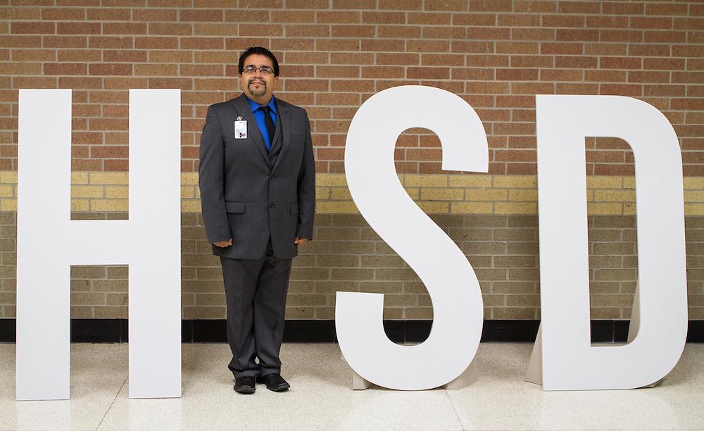 Daniel Hernandez, C. Martinez Middle School