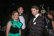 Ilaria Cash, William Cash and COUNT MANFREDI DELLA GHERARDESCA. Vivid Collection at Russian Rhapsody, Royal Albert Hall. 11 April 2005. ONE TIME USE ONLY - DO NOT ARCHIVE  © Copyright Photograph by Dafydd Jones 66 Stockwell Park Rd. London SW9 0DA Tel 020 7733 0108 www.dafjones.com