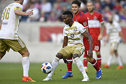 July 18, 2018 - Bridgeview, IL - Chicago, IL - July 18, 2018: Lamar Hunt U.S. Open Cup round of 16 match between the Chicago Fire and Louisville City at Toyota Park in Bridgeview, IL.  The Fire defeated Louisville City by the score of 4-0. (Credit Image: © Robin Alam/ISIPhotos via ZUMA Wire)
