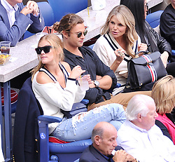 Celebrities attend the 2017 US Open Tennis Championships - Men's Singles finals match between Kevin Anderson of South Africa and Rafael Nadal of Spain - Day 14. 10 Sep 2017 Pictured: Christie Brinkley. Photo credit: MEGA TheMegaAgency.com +1 888 505 6342