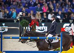 Bruynseels Niels, (BEL), Cas de Liberte Kelshof Z <br /> Longines FEI World Cup presented by Landrover<br /> Vlaanderen Kerstjumping - Memorial Eric Wauters - <br /> Mechelen 2015<br /> © Hippo Foto - Dirk Caremans<br /> 30/12/15