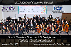 South Carolina Governor's School for the Arts Sinfonia Chamber Orchestra