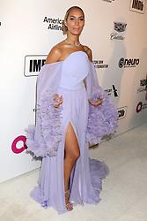 February 24, 2019 - West Hollywood, CA, USA - LOS ANGELES - FEB 24:  Leona Lewis at the Elton John Oscar Viewing Party on the West Hollywood Park on February 24, 2019 in West Hollywood, CA (Credit Image: © Kay Blake/ZUMA Wire)