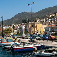 Samos Town - Samos - Greece