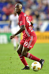 September 22, 2018 - Harrison, New Jersey, USA - New York Red Bulls Forward  BRADLEY WRIGHT-PHILLIPS (99) in action at Red Bull Arena in Harrison New Jersey New York defeats Toronto 2 to 0 (Credit Image: © Brooks Von Arx/ZUMA Wire)