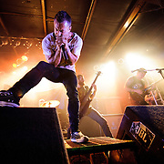 Dillinger Escape Plan, Pop's 2011