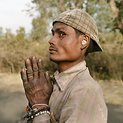 A Vagabond.<br /> Chhattisgarh province.