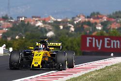 July 28, 2017 - Budapest, Hungary - Motorsports: FIA Formula One World Championship 2017, Grand Prix of Hungary, ..#27 Nico Hulkenberg (GER, Renault Sport F1 Team) (Credit Image: © Hoch Zwei via ZUMA Wire)