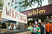 WHLM Protest - Bloomsburg, PA