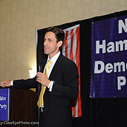 David Simas, Obama for America Director of Opinion Research speaks at a NH Democratic Party breakfast at the 2012 Democratic National Convention