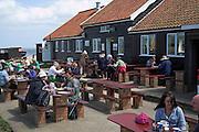 Flora tea rooms cafe Dunwich, Suffolk, England