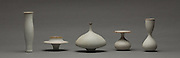 Ceramics by Karl and Ursula Scheid. Private Collection.