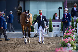 Bruynseels Niels, BEL, Deluxe van T&L, 309<br /> Olympic Games Tokyo 2021<br /> © Hippo Foto - Dirk Caremans<br /> 31/07/2021