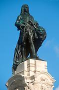 PORTUGAL, LISBON Marques de Pombal monument