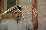 Pagan Mandalay handcraft workshop basket weaving