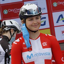25-03-2021: Wielrennen: Classic Brugge - De Panne Women: De Panne<br /> Emma Norsgaard