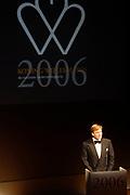 Prince Willem Alexander and maxima are in The Hague at the Royal Thaetre for the king Willem 1 price.<br /> <br /> Prins Willem Alexander en Maxima zijn in Den Haag in de Koninklijke Schouburg aanwezig bij de uitreiking van de Koning Willem 1 Prijs, de nationale ondernemingsprijs.<br /> <br /> On the photo / Op de foto:<br />  Willem Alexander