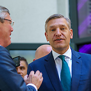 NLD/Den Haag/20180705 - Binnenhof BBQ 2018, Sybrand van Haersma Buma