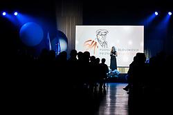 Bernarda Zarn at 54th Annual Awards of Stanko Bloudek for sports achievements in Slovenia in year 2018 on February 13, 2019 in Brdo Congress Center,  Kranj , Slovenia. Photo by Peter Podobnik / Sportida