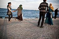 Avril 2013. Tunisie. Sousse. Vie quotidienne.