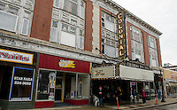 Colonial Theater's 101st Birthday.  Karen Bobotas for the Laconia Daily Sun