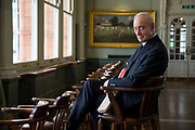 Charles Dance at Lords for the MCC Charles Dance portrait