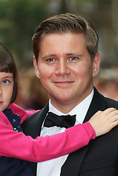 Allen Leech, BAFTA Celebrates Downton Abbey, Richmond Theatre, London UK, 11 August 2015, Photo by Richard Goldschmidt /LNP © London News Pictures.