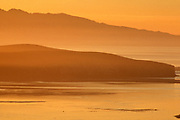 Home Bay, Drakes Bay and the Inverness Ridge, Point Reyes National Seashore, California