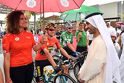 March 1, 2019 - Dubai, Emirati Arabi Uniti - Foto LaPresse - Massimo Paolone.1 Marzo 2019 Emirati Arabi Uniti.Sport Ciclismo.UAE Tour 2019 - Tappa 6 - da Ajman a Jebel Jais -.180 km..Photo LaPresse - Massimo Paolone.March 1, 2019 United Arab Emirates.Sport Cycling.UAE Tour 2019 - Stage 6 - Ajman to Jebel Jais - 111,8.miles (Credit Image: © Massimo Paolone/Lapresse via ZUMA Press)