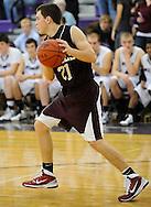 The Keystone High boys varsity basketball team defeated visiting Wellington on January 7, 2011,