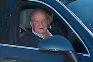 112513 King Juan Carlos of Spain Goes Under Surgery