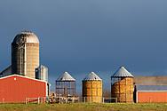 Farm scene on Nov. 28, 2020.