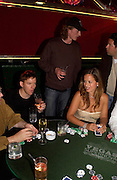 Jade Jagger  . PARTYPOKER.COM masterclass hosted by poker author Tony Holden. Ultra Lounge, Selfridges. 11 May 2005. ONE TIME USE ONLY - DO NOT ARCHIVE  © Copyright Photograph by Dafydd Jones 66 Stockwell Park Rd. London SW9 0DA Tel 020 7733 0108 www.dafjones.com