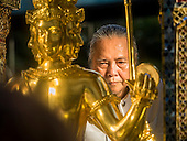 Erawan Shrine Rededication Ceremony