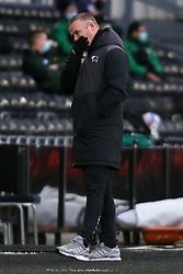 Derby County manager Wayne Rooney - Mandatory by-line: Ryan Crockett/JMP - 16/01/2021 - FOOTBALL - Pride Park Stadium - Derby, England - Derby County v Rotherham United - Sky Bet Championship
