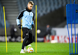 November 28, 2018 - MalmÃ, Sweden - 181128 Rasmus Bengtsson of Malmö FF during a training session ahead of the Europa league match between Malmö FF and Genk on November 28, 2018 in Malmö..Photo: Petter Arvidson / BILDBYRÃ…N / kod PA / 92159 (Credit Image: © Petter Arvidson/Bildbyran via ZUMA Press)