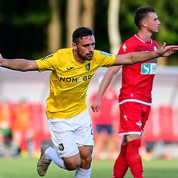 20200708: SLO, Football - Prva liga Telekom Slovenije 2019/20, NK Aluminij vs NK Bravo