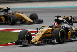 October 1, 2017 - Sepang, Malaysia - Motorsports: FIA Formula One World Championship 2017, Grand Prix of Malaysia, ..#27 Nico Hulkenberg (GER, Renault Sport F1 Team) (Credit Image: © Hoch Zwei via ZUMA Wire)