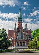 Kościół św. Józefa w Krakowie, Polska<br /> St. Joseph's Church in Cracow, Poland