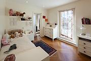 Architecture, interior of house, comfortable children room