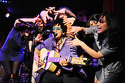 Kimya Dawson performs at afterparty for The Music of R.E.M. at Carnegie Hall held at City Winery in NYC.
